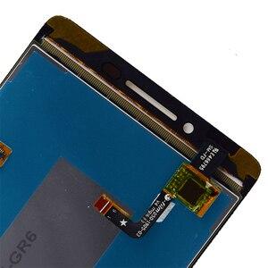 Image 4 - 5.0 pollici per Lenovo A6010 LCD + display touch screen digitale convertitore di ricambio per Lenovo a6010 display parti di riparazione + strumenti