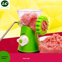 Meat grinder multi function manual household Small sausage filler Ground filling hand Sausage minced meat