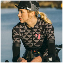 VOID cycling jersey women 2019 MTB downhill Superlight race fit beautiful girl roupas de ciclismo mailot bicycle shirt