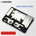 Jyrkior MJ K21 многофункциональный держатель материнской платы приспособление для iPhone X/XS MAX Micro паяльная станция крепежные кронштейны