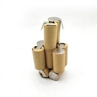 3000mAh para Hitachi 12V Ni MH Paquete de batería CD FEB12s FEB 12s para autoinstalación