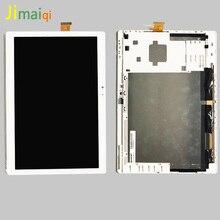 新しいlcdディスプレイマトリックスのための10.1 インチteclastマスターT10タブレット内側スクリーンパネルモジュールガラス交換LQ101R1SX01A