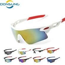 DONSUNG Cycling Eyewear Men Women Cycling Eyewear Bike accessories Bicycle Glasses Sport Sunglasses Motorcycle Glasses Goggles