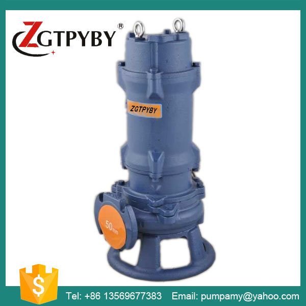 china manufacture sewage water pump submersible sewage cutter pump exported to 58 countries septic dewatering pump