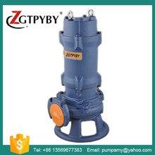 Китае производство насоса сточных вод погружные канализационные резак насоса экспортируется в 58 странах септических дренажный насос