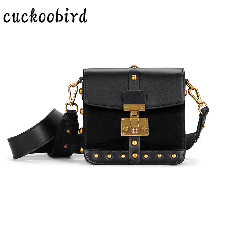 Hot Sale 2018 Fashion Women Messenger Bags Cowhide Genuine Leather Crossbody Female Shoulder Bags For Women Ladies Handbags women genuine leather handbags ladies personality new head layer cowhide shoulder messenger bags hand rub color female handbags