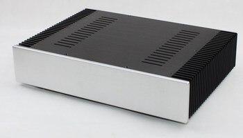 WA108 Aluminum enclosure Preamp chassis Power amplifier case/box size 307*430*90MM