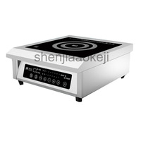 6000W Induction Cooker restaurant soup stove high power desktop canteen electromagnetic Flat induction cooker 220V 1PC