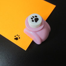 Лидер продаж, 1 шт., для детей, мини-печатная бумага, ручной формирователь для скрапбукинга, бирки, карты, ремесло, сделай сам, инструмент для штамповки, 28 стилей