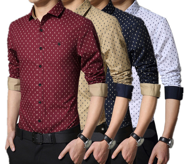 Mens Casual Printed Shirts | Is Shirt