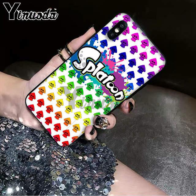coque iphone 7 splatoon