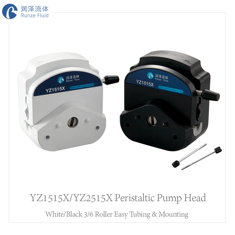 Easy Installation ABS Peristaltic Pump Head Factory Supply