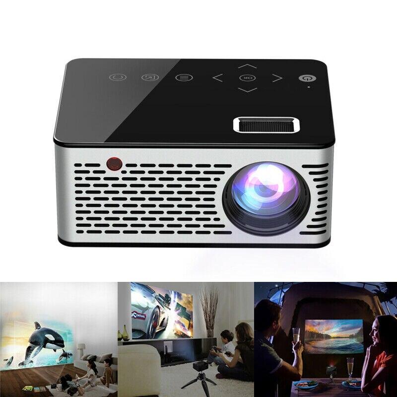 Mini projecteur domestique LED projecteur Home cinéma HD 1080 P nk-shopping