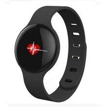 Новое поступление здоровья Bluetooth Smart Часы-браслет H18 для IPhone Xiaomi Спортивный Браслет Сна Трекер сердечного ритма Мониторы часы