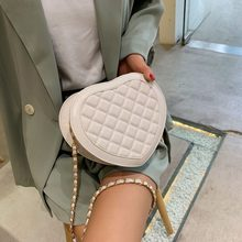 Heart Shape Bag for Women 2019 Luxury Handbags Bags Designer Fashion Woman Handbag Crossbody Green White Yellow