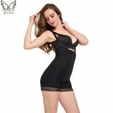 shaper Lingerie bodysuit Women hot Shaper Slimming Building Underwear butt lifter Ladies Shapewear Slimming Pant Legs bodysuit