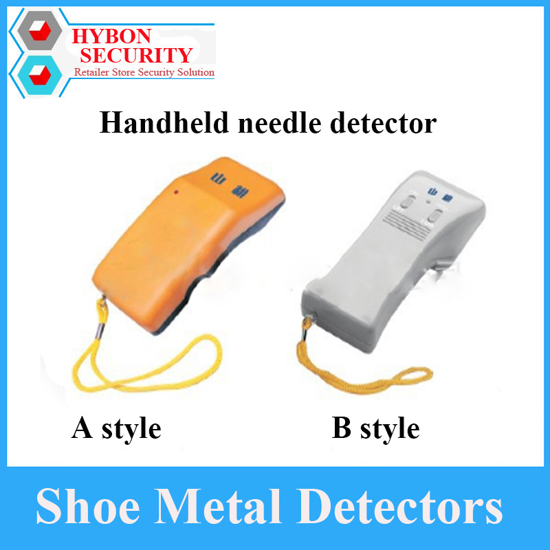 HYBON Shoe Metal Detectors Handheld Needle Detector For Clothing, Gloves, Pals, Scarves, Socks Chemical Raw Materials Testing