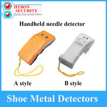 HYBON Shoe Metal Detectors Handheld Needle Detector for Clothing, Gloves, Pals, Scarves, Socks Chemical Raw Materials Testing(China)
