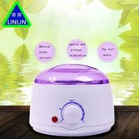 LINLIN Professional Warmer Wax Heater Beauty Tool Mini SPA Hand Wax Epilator Feet Paraffin Wax Machine