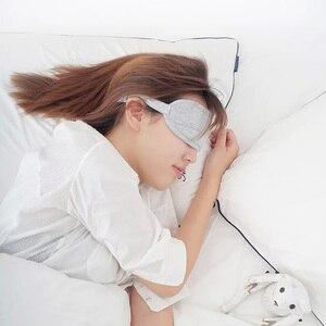 Image 3 - Youpin قناع عين 8H للسفر والمكتب ، حماية للراحة أثناء النوم ، محمول ، مسامي ، قطن بارد