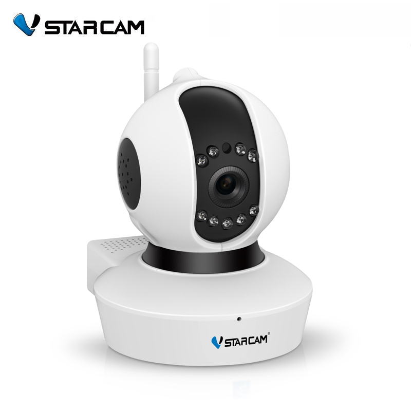 VStarcam C23S full HD 1080P IP Camera Wifi Camera Surveillance Camera SD 64GB Wireless P2P IP camara P/T Built in Microphone pvt 898 5g 2 4g car wifi display dongle receiver airplay mirroring miracast dlna airsharing full hd 1080p hdmi tv sticks 3251