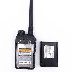 Image 5 - Baofeng UV 3R בתוספת ווקי טוקי UHF VHF מיני UV 3R + נייד CB רדיו VOX פנס FM משדר רדיו חם amador UV3R
