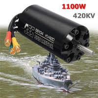 SSS 56104/420KV 13000 Вт безщеточный 6 палок для RC морских судов Электрические доски для серфинга