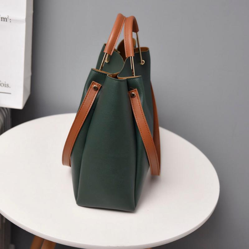 18 Designer Handbag Women Leather Handbags Womens Bag Sac A Main Alligator Shoulder Bags High Quality Hand Bag Bolsas Feminina 10