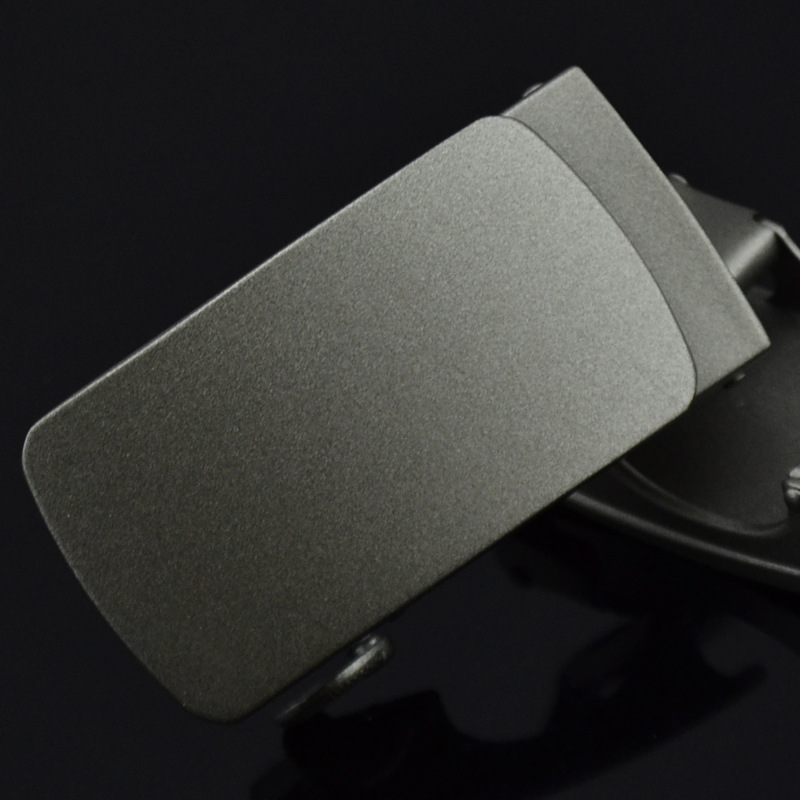 3.5cm Width Automatic Belt Buckle High Quality Metal Inner Through Automatic Buckle Genuine Leather Belt Buckle Heads CE5-0103