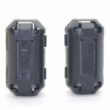 5 шт. TDK черный 9 мм кабельный зажим шумовые фильтры ферритовый сердечник чехол