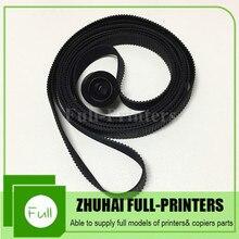 Из 2 предметов оригинальное качество 24 дюймов для HP T610/T1100/T1120/Z2100/Z3100 плоттер пояс Q5669-60673 Удобный