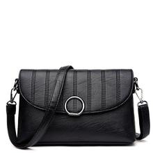 купить 2017 New Fashion Brand Women bag Spring Summer Lady pu Leather Shoulder bag Luxury Designer Casual Messenger bag Crossbody bags по цене 1232.84 рублей