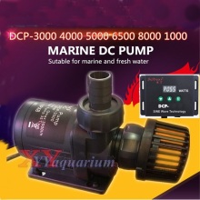 Jebao/Jecod DCP3000 DCP4000 Powerful Water Pump Sine Wave Super Quiet Return Pump W/ Controller Frequency Conversion Fish Pond