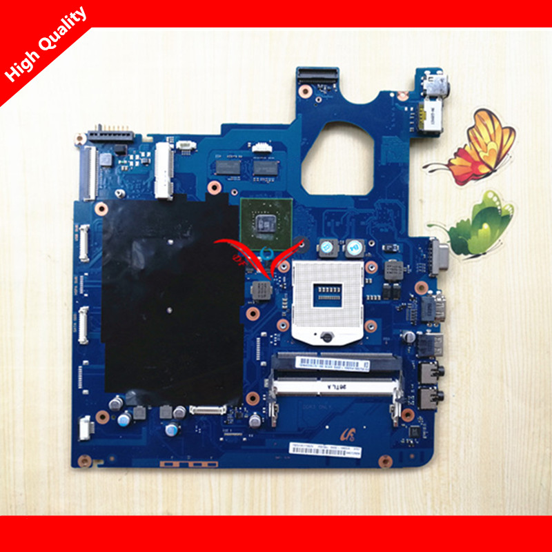 ФОТО High quanlity Laptop Motherboard For SAMSUNG NP300 NP300E5C Graphics BA92-10825A BA92-10826A Mother board
