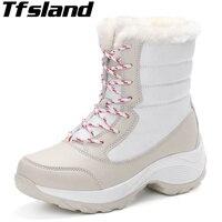 Phụ Nữ mới Mùa Đông Faux Suede Leather Ấm Plush Mắt Cá Chân Khởi Động Mùa Thu Phụ Nữ Giày Fur Tuyết Boots Thoải Mái Chạy Giày Sneakers