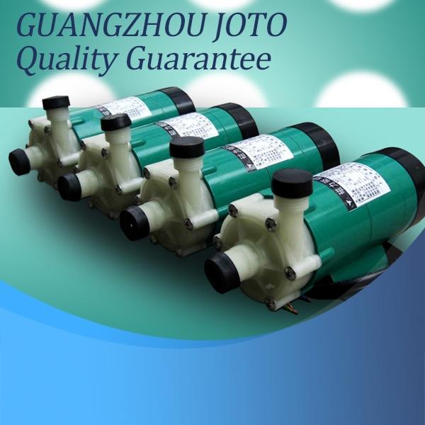 50HZ/60HZ Plastic Magnetic Drive Centrifugal Water Pump 220V Electric Water Pump MP-40R цены онлайн