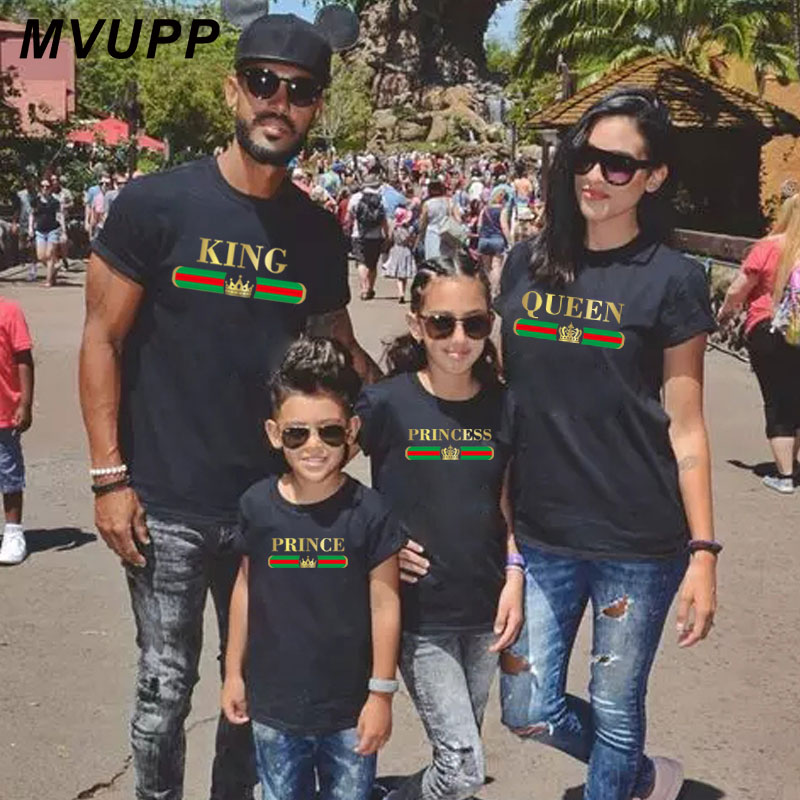 Casual princess dress mother and daughter family matching outfits looks t shirt daddy mom baby girl clothes Lady Clothing CottonCasual princess dress mother and daughter family matching outfits looks t shirt daddy mom baby girl clothes Lady Clothing Cotton