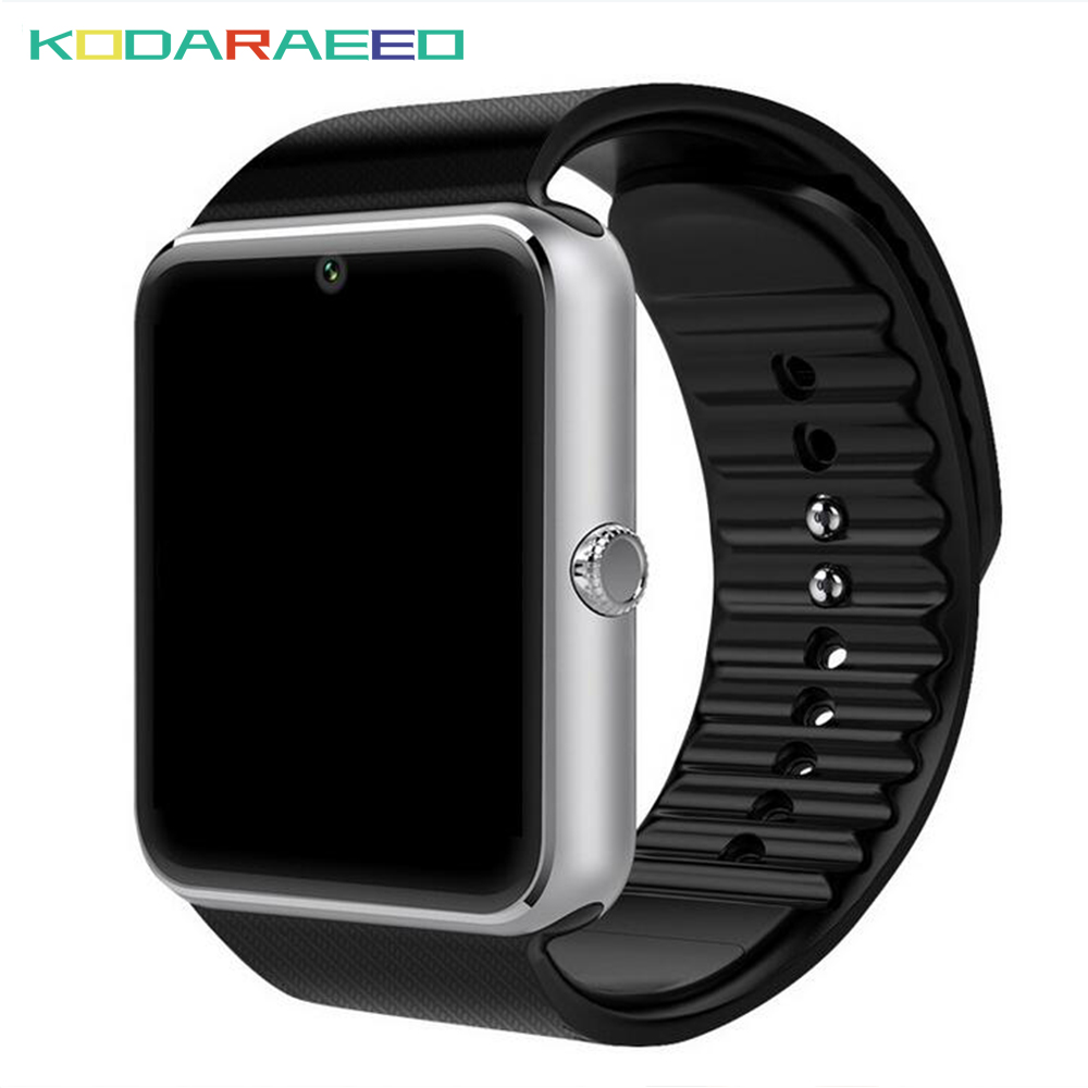 GT08 Plus Smart Watch Android Support Camera Nano 3G SIM card watch phone Bluetooth WIFI GPS Google Map/Play Store Wristwatch