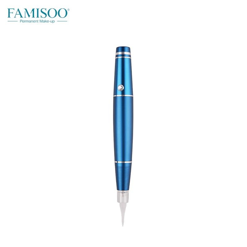 все цены на Tattoo Pen Machine Make Up Kit Tattoo Rotary Pen Permanent Makeup Eyebrow Lip 1R 3R 5R 5F 7F Needles Tattoo Machine Rotary