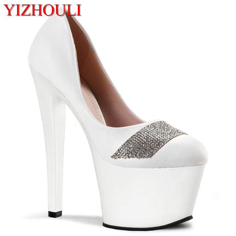 Like <font><b>17</b></font> <font><b>cm</b></font> <font><b>high</b></font> <font><b>heels</b></font> and waterproof shoes sell like hot cakes, 2016 single shoes sexy stage image