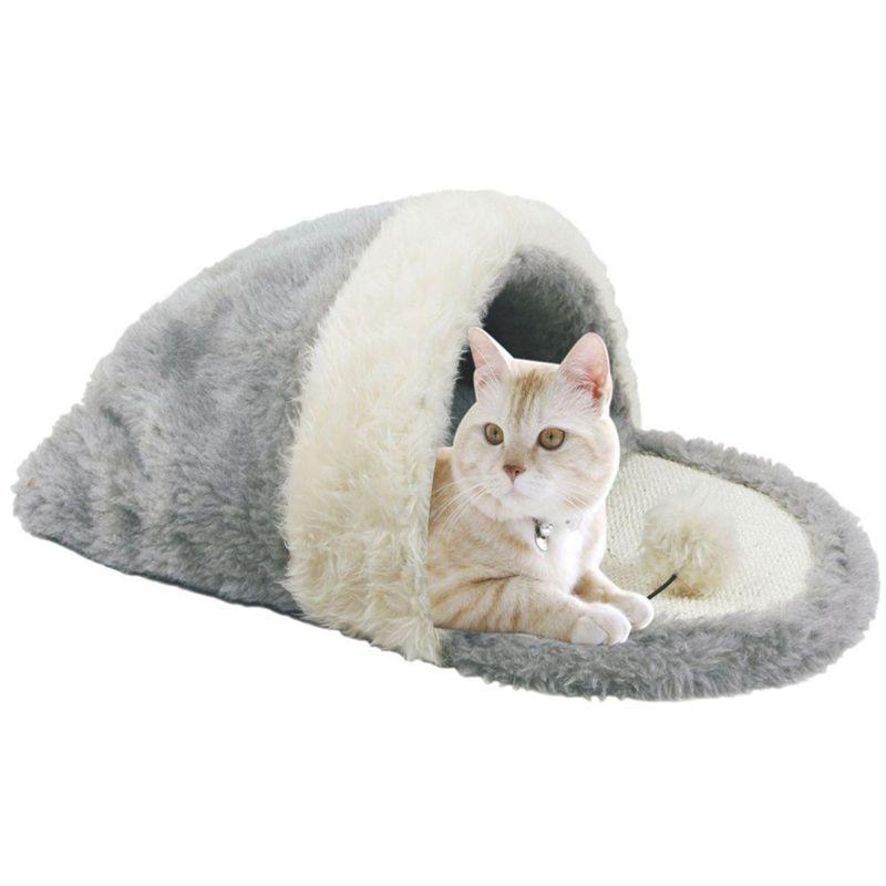 இEstilo caliente Zapatillas mascota gato cama specily diseño para ...