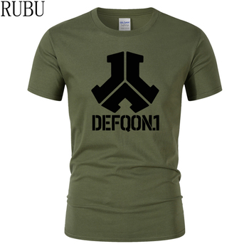 Defqon Pure Cotton Designer T-Shirt