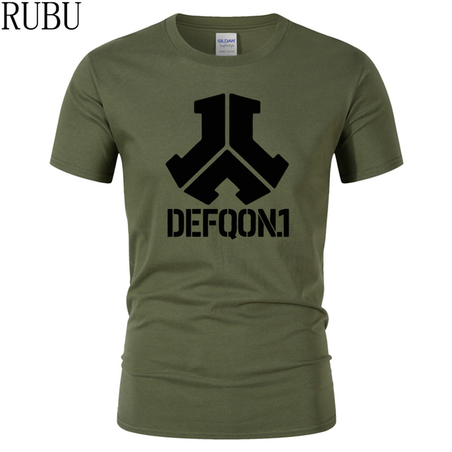 Defqon Pure Cotton Designer T-Shirt