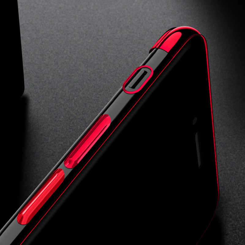 DEROZAN чехол из термопластичного полиуретана для huawei Honor 10 Чехол 9 Lite P Smart 7C Pro 7A 8X Max Y6 2018 играть 7X Примечание 10 V10 8 8C Y7 Prime задняя крышка