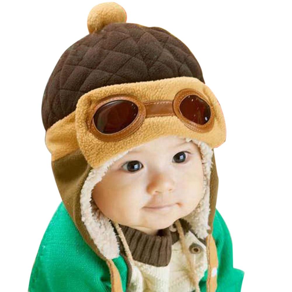 חמוד כובע לילד כובעים בייבי חורף - ביגוד לתינוקות