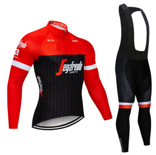 2019 Pro Team TREKKING Cycling Clothing Long Sleeves Breathable Thin Men Cycling Jerseys MTB Bike Ropa Ciclismo Cycle Sportswear