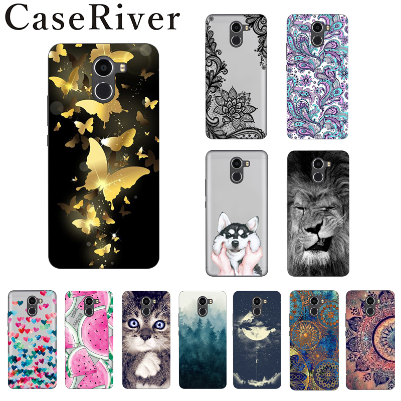 Caseriver 2-Plus Protective-Wileyfox Fudas Painting-Cover Soft-Silicone Capas House TPU