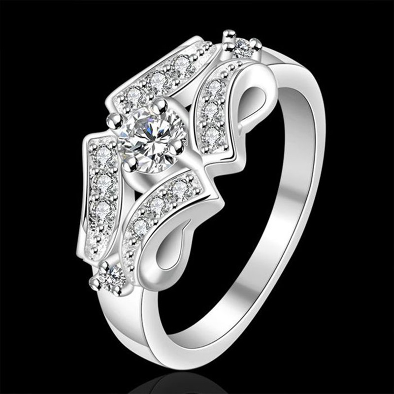 ring silver plated ring sterling silver jewelry ring