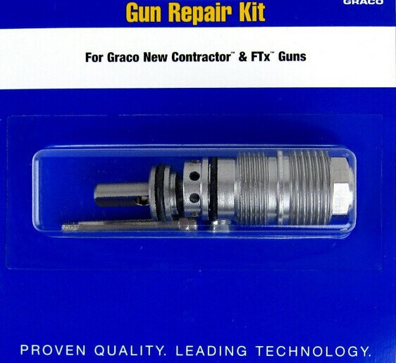 Gmax NEW Contractor and FTx Gun Repair Kit 288488 288-488 cushman construction litigation – representing th e contractor 1989 cum supple pr only