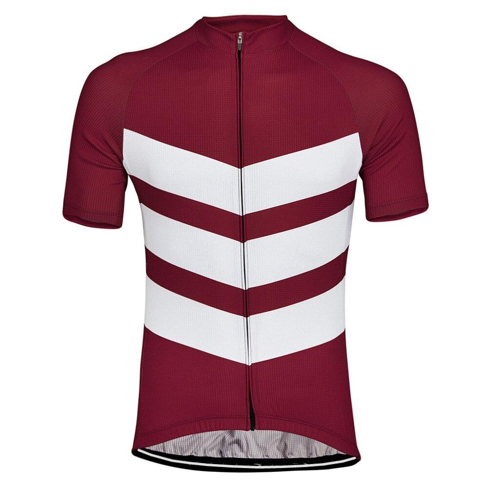 Vêtements de cyclisme pour hommes à manches courtes Maillot Ciclismo vélo de course cyclisme Jersey été vtt tenue de sport de qualité supérieure